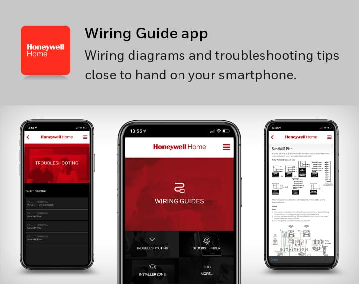 Wiring Guide app, Wiring diagrams and troubleshooting tips close to hand on your smartphone.